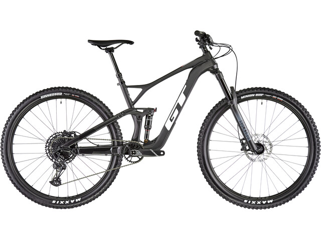 GT Bicycles Sensor Carbon Elite, raw carbon